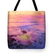 Where The Rainbow Starts Tote Bag