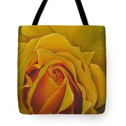 Where The Rose Is Sown Tote Bag