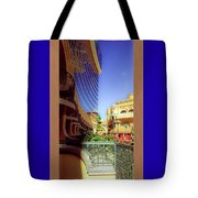 Where The Sky Begins Tote Bag