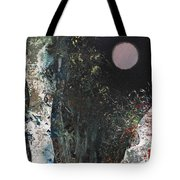 Where The Wolfbane Grows Tote Bag