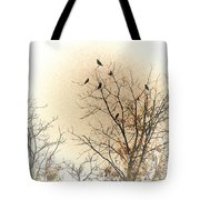 Where To Go From Here... Tote Bag