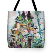 Where We Are King And Queen Tote Bag
