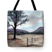 Where  The West Began Tote Bag