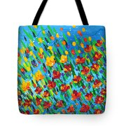 Wherever The Wind Takes Me Tote Bag