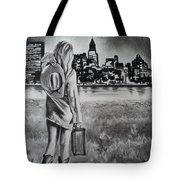 Wherever Your Dreams May Take You Tote Bag