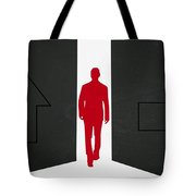 Which Direction Tote Bag