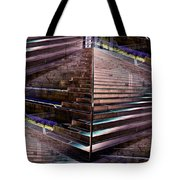 Which Way Up 2 Tote Bag
