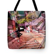 Which Way Up Tote Bag