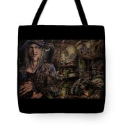 Which Witch Is Which Tote Bag by Robert Haasdijk
