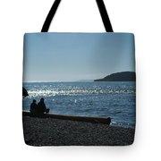 Whidbey Island Beach Tote Bag