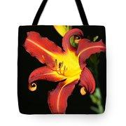 Whimsical Daylily Tote Bag