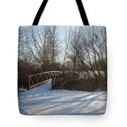 Whimsicle Winter Tote Bag