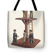 Whipping Post Tote Bag