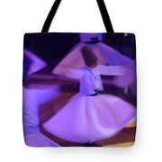 Whirling Dervish3 Tote Bag