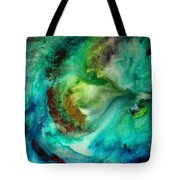 Whirlpool By Madart Tote Bag