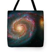 Whirlpool Galaxy M51 Tote Bag