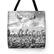 Whirlpool: Maelstrom, 1678 Tote Bag