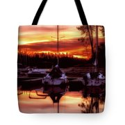Whiskey At Sunrise Tote Bag