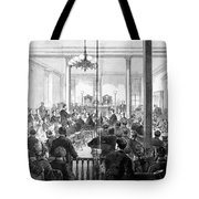 Whiskey Ring Trial, 1876 Tote Bag