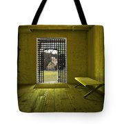 Whiskeytown Jail Tote Bag