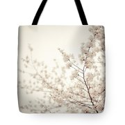 Whisper - Spring Blossoms - Central Park Tote Bag