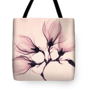 Whisper Magnolia Tote Bag