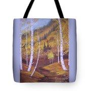 Whisper Of Leaves Tote Bag