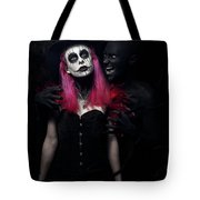 Whisper Of Madness Tote Bag