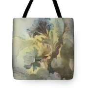 Whispering Flowers 2 Tote Bag