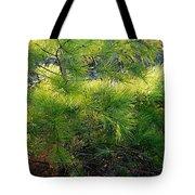 Whispering Pines Tote Bag