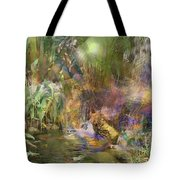 Whispering Waters Tote Bag