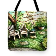 Whispering Winds Tote Bag