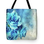 Whispers Of Blue Tote Bag