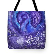 Whispers Of The Soul Tote Bag