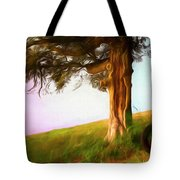 Whispers Of The Wind Tote Bag