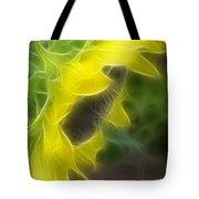 Whispy Petals Tote Bag