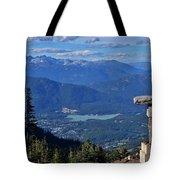 Whistler Inukshuk Tote Bag