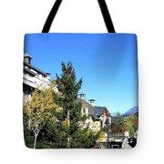 Whistler Village Tote Bag