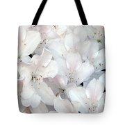 White Azaleas 1 Tote Bag