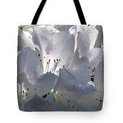 White Azaleas 2 Tote Bag
