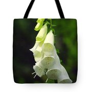 White Bells Tote Bag