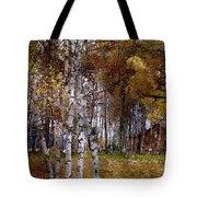 White Birch Wbwc Tote Bag