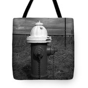 White Cap Tote Bag