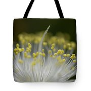 White Charm Tote Bag