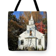 Little Country Church Tote Bag