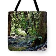White Creek Tote Bag