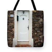 White Door 23 Tote Bag