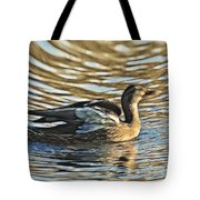 White Feathers Abstract   Tote Bag