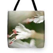 White Bottlebrush Buckeye Tote Bag