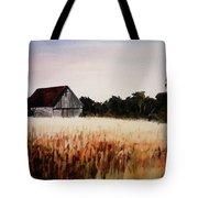 White For Harvest Tote Bag
